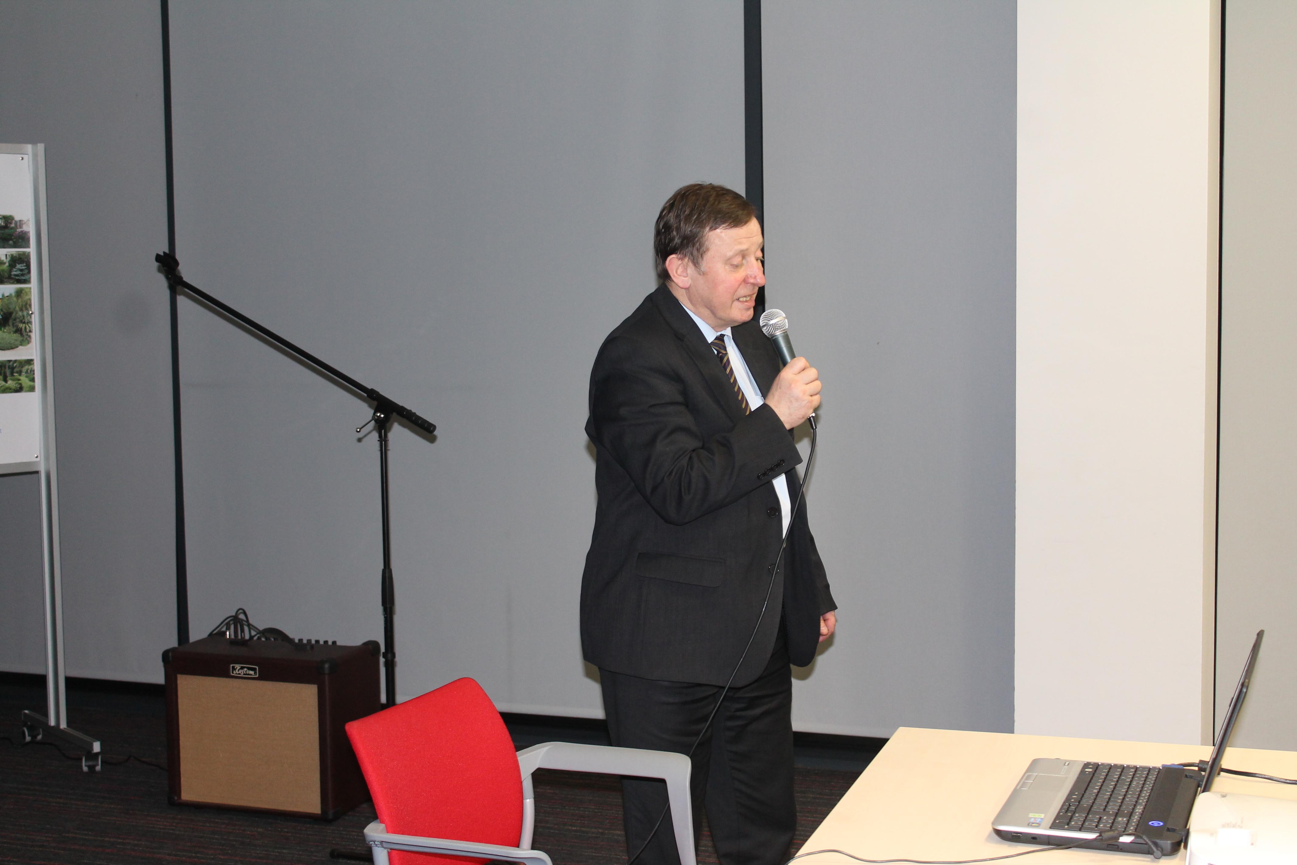 Prezes Piotr Guzowski