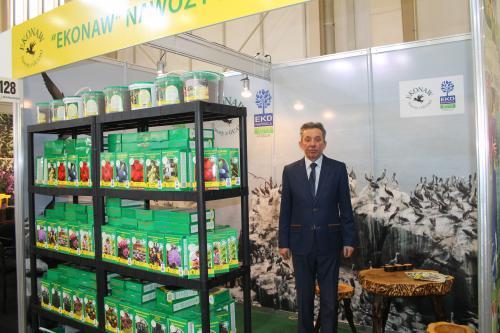 Stoisko Ekonaw na targach Gardenia-2016
