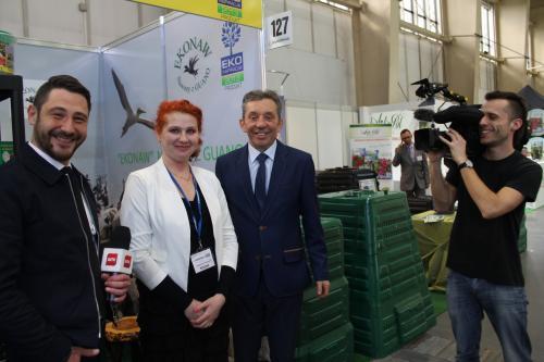 Wywiad Pani Katarzyny Ostrowskiej z Kazachstanu - gościa firmy EKONAW