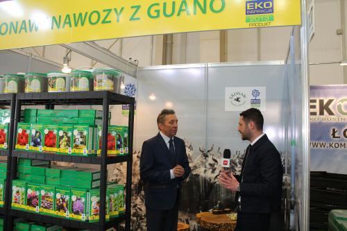 Wywiad  w WTK o nawozach z guano