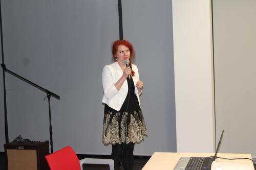 Pani Katarzyna Ostrowska z Kazachstanu