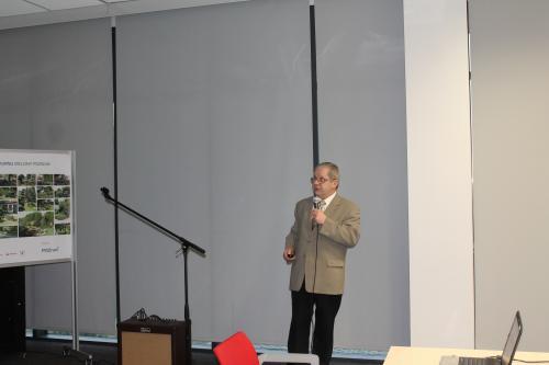 Prezentacja - prof. Piotr Urbański z Uniwersytetu Przyrodniczego